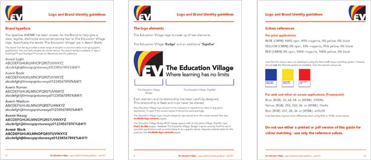 Education-Village-Brand-Manual