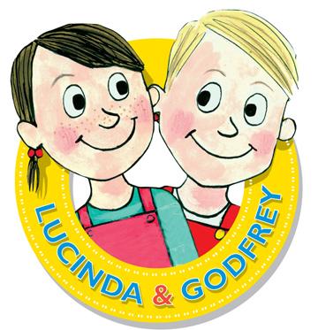 Lucinda and Godfrey
