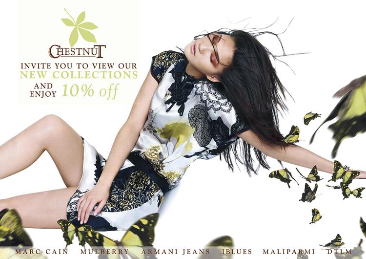 Chestnut Clothing Spring 2011