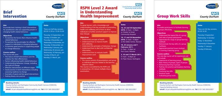 NHS Posters