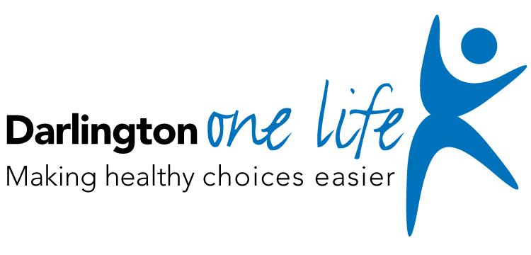 Darlington One Life logo