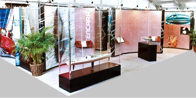 Tencara-Americas Cup Exhibitions